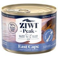 Ziwipeak Provenance East Cape Dog Food - 170g