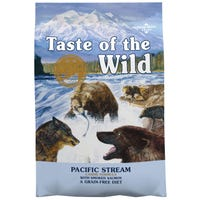 Taste of the Wild Adult Pacific Stream Dry Dog Food - 18.14kg