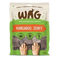 WAG Kangaroo Jerky Dog Treats - 750g