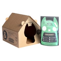 Rufus & Coco Wee Kitty Eco Cat Litter 4kg - 4pk