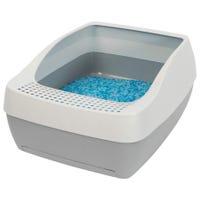 PetSafe Deluxe Crystal Cat Litter Box System - Each