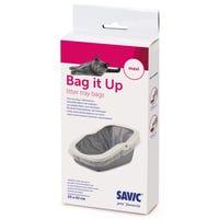 Savic Bag It Up XLarge Cat Litter Tray Liners - 12pk