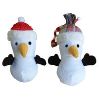 K9 Homes Christmas Penguin Duo Cat Toy - Each
