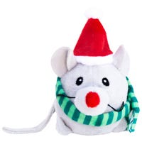 KONG Christmas Crackles Pal Cat Toy - Each