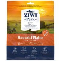 Ziwipeak Air Dried Provenance Hauraki Plains Cat Food - 340g