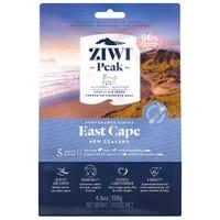 Ziwipeak Air Dried Provenance East Cape Cat Food - 128g