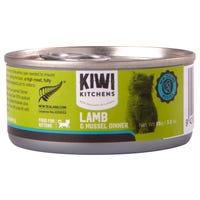 Kiwi Kitchens Kitten Lamb and Mussel Wet Cat Food - 85g