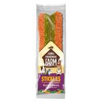Tiny Friends Farm Carrot & Broccoli Small Animal Treats - 100g