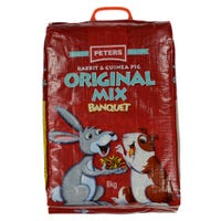Peters Rabbit Guinea Pig Mix - 8kg