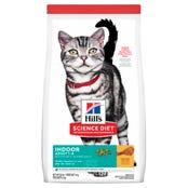 Hills Science Diet Feline Indoor Dry Cat Food - 4kg