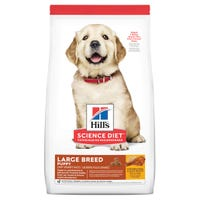 Hills Science Diet Puppy Large Breed Dry Dog Food - 12kg