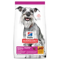 Hill's Science Diet Mature Dog 7+ Chicken Meal, Barley and Rice Dog Dry Food - 1.8kg