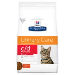 Hills Prescription Diet Feline C/D Urinary Care Stress Dry Cat Food - 3.85kg
