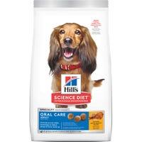 Hills Science Diet Adult Oral Care Dry Dog Food - 12kg