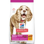 Hills Science Diet Adult Small Paws 11+ Dry Dog Food - 2.04kg
