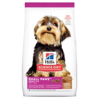 Hill's Science Diet Small Paws Lamb Dry Dog Food - 2.04kg