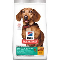 Hills Science Diet Perfect Weight Small & Toy Dry Dog Food - 1.81kg