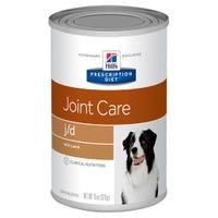 Hill's Prescription Diet Canine J/D Joint Care Lamb Dog Wet Food - 370g
