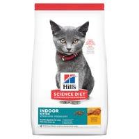 Hill's Science Diet Kitten Indoor Dry Cat Food - 3.17kg