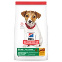 Hills Science Diet Puppy Small Bites Dry Dog Food - 7.03kg