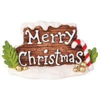 Kazoo Merry Christmas Orn - Small