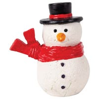 Kazoo Christmas Snowman Orn - Small