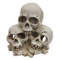 URS 3 Skull Cave Fish Ornament - Each