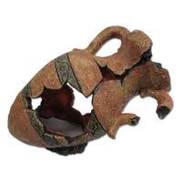 URS Broken Grecian Urn Fish Ornament - Large
