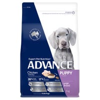 Advance Puppy Plus Large Breed Chicken Dry Dog Food - 3kg