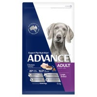 Advance Adult Large Breed Chicken Dry Dog Food - 15kg