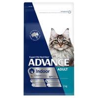 Advance Adult Cat Indoor Chicken Dry Cat Food - 2kg