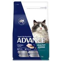 Advance Adult Cat Mature Chicken Dry Cat Food - 3kg
