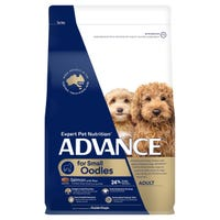 Advance Oodles Small Breed Dry Dog Food - 2.5kg
