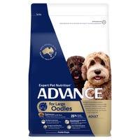 Advance Oodles Large Breed Dry Dog Food - 13kg