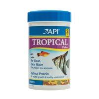 API Tropical Flake Fish Food - 162g