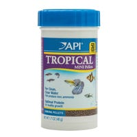 API Tropical Minie Pellet Fish Food - 48g