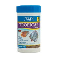 API Tropical Pellet Fish Food - 119g