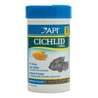 API Cichlid Pellets Medium Fish Food - 70g