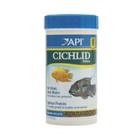 API Cichlid Pellets Medium Fish Food - 120g