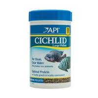 API Cichlid Pellets Large Fish Food - 200g