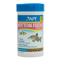 API Bottom Feeder Shrimp Pellets Fish Food - 113g