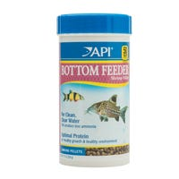 API Bottom Feeder Shrimp Pellets Fish Food - 224g