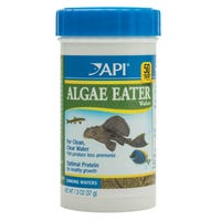 API Algae Eater Wafers Fish Food - 37g