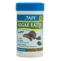 API Algae Eater Wafers Fish Food - 105g
