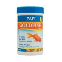 API Goldfish Flakes Fish Food - 162g