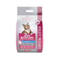 Trouble and Trix Odour Neutralising Anti-Bacterial Kitty Crystal Litter - 15L