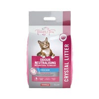 Trouble & Trix Odour Neautralising Anti-Bacterial Crystal Cat Litter - 7L