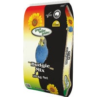 Green Valley Grains Budgie Bird Food - 20kg