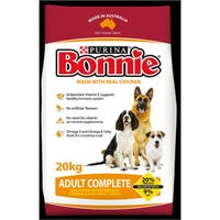 Bonnie Adult Complete Dry Dog Food - 20kg