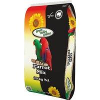 Green Valley Grains Parrot Bird Food - 20kg